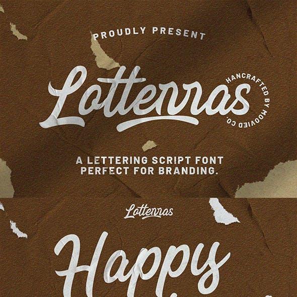 Lotterras Script