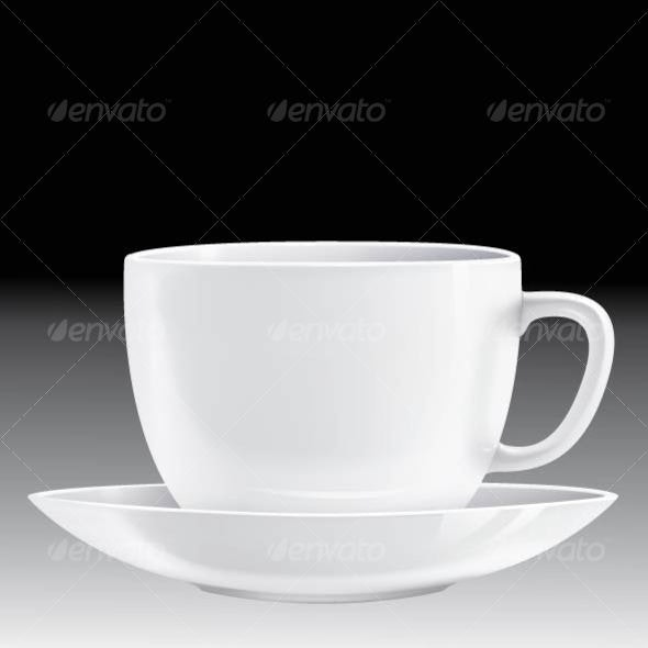 3D coffee cup - Man-made Objects Objects
