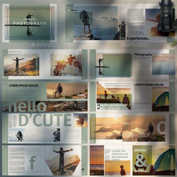 Landscape Photography Layouts