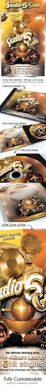 Studio 5 Gold Pre-Album Launch - Miscellaneous Events
