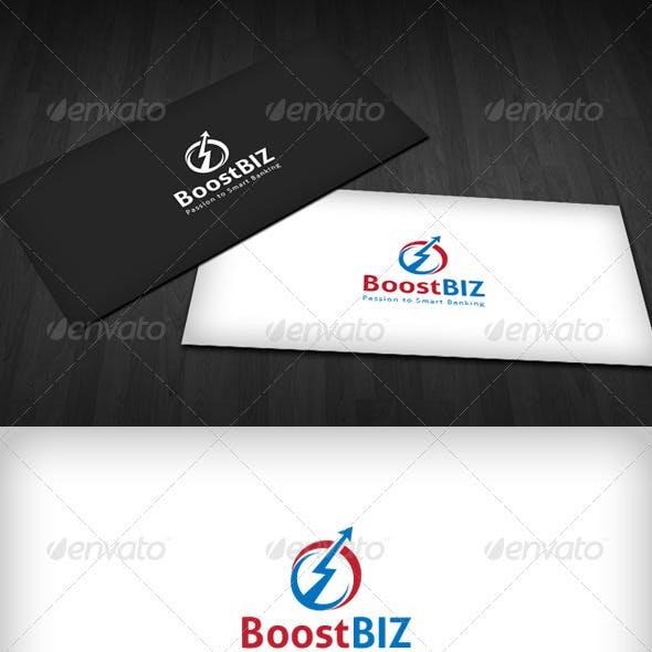 Boost Business Logo