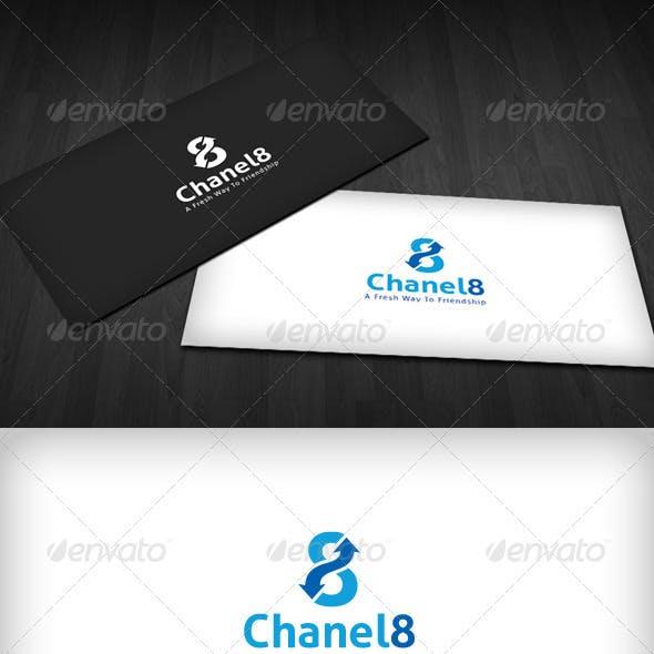 Chanel 8 Logo