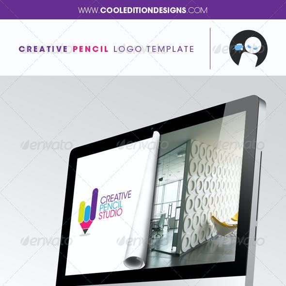 Creative Pencil - Logo Template