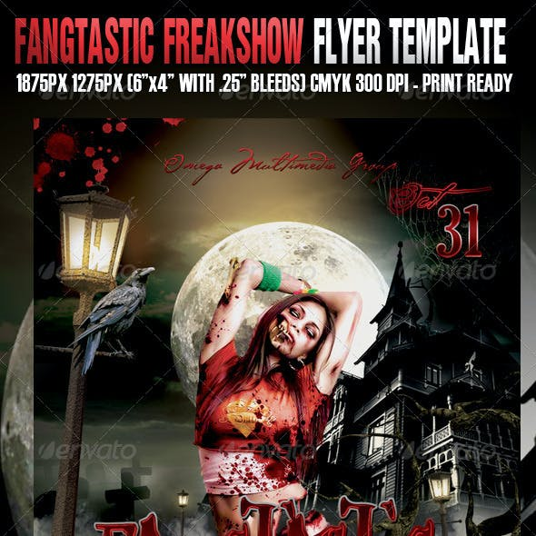 Fangtastic Freakshow