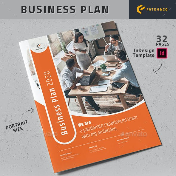 Kington Business Plan