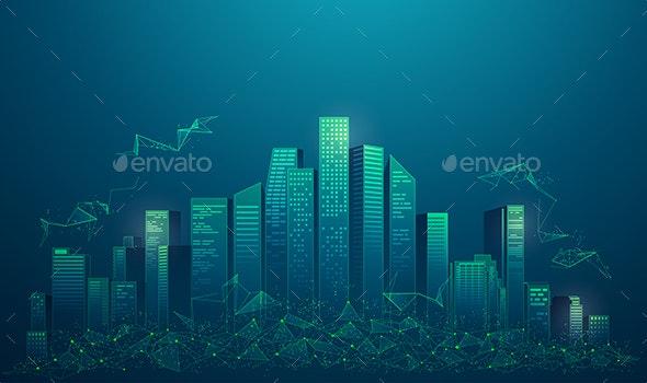 Hi-tech City - Technology Conceptual