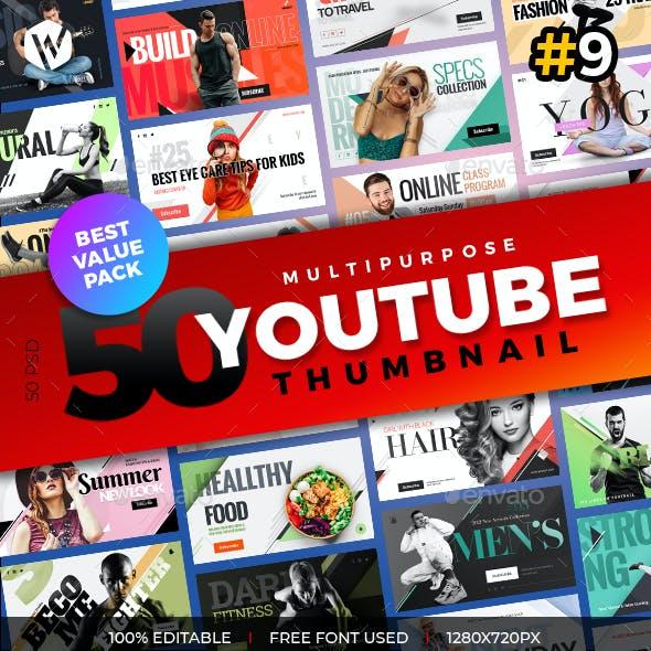 50 Youtube Thumbnail-V9