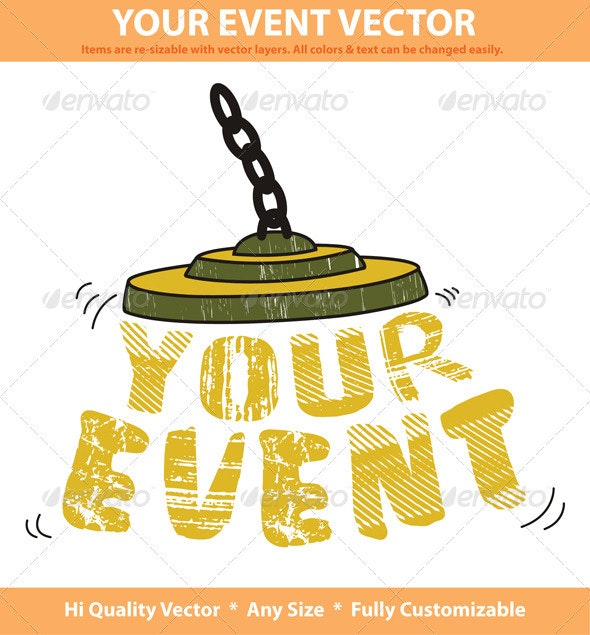 Your Event Vector  - Miscellaneous Characters