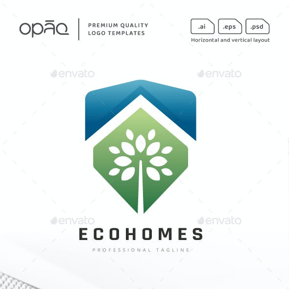 Sustainable Ecological Homes Logo