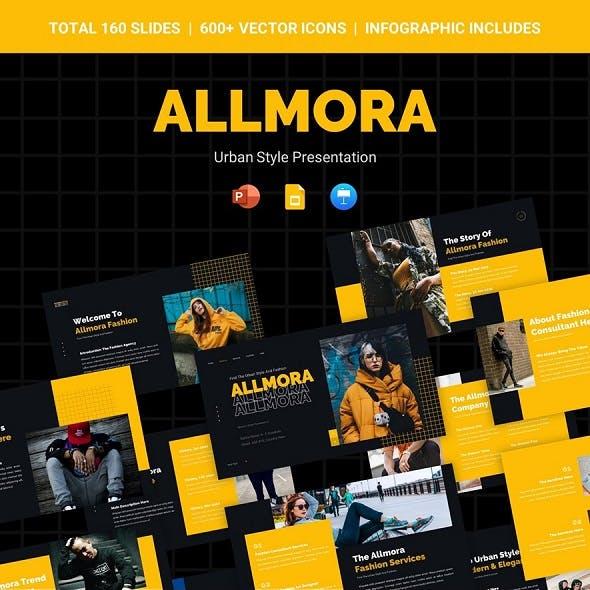 Allmora Urban Style Presentation