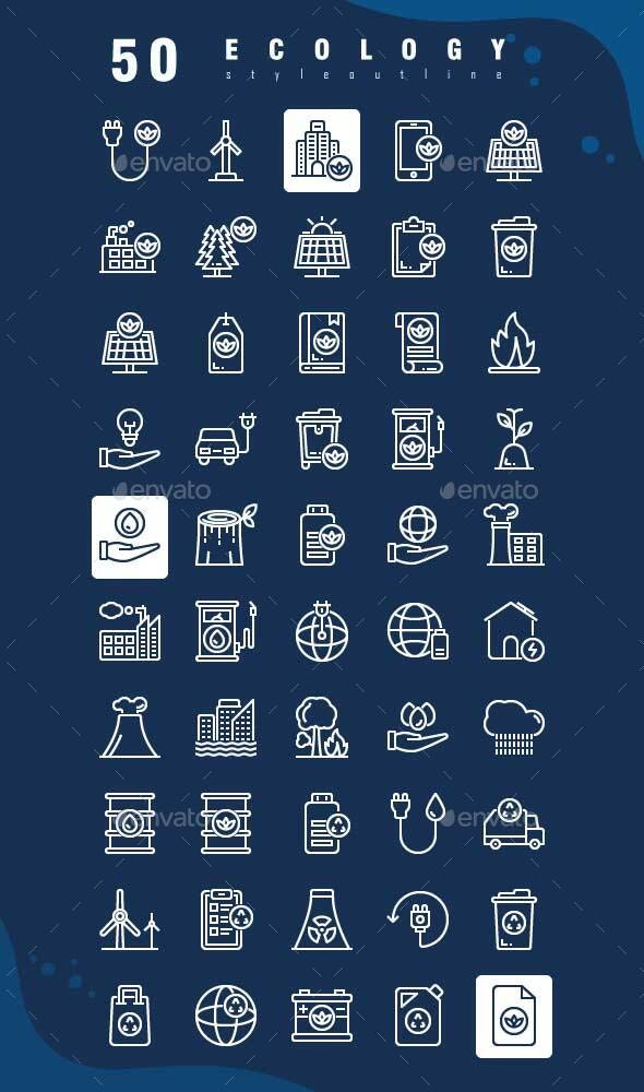 Ecology icon - Miscellaneous Characters