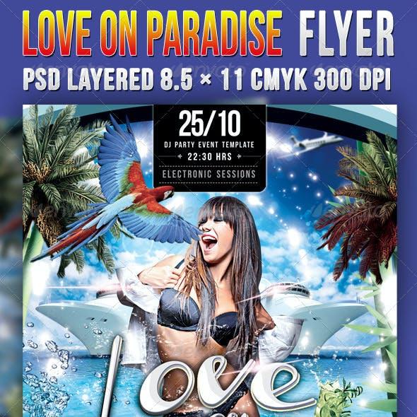 Love On Paradise