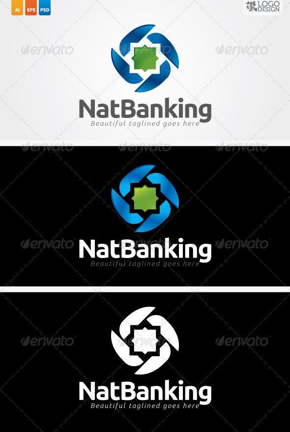 NatBanking - Vector Abstract