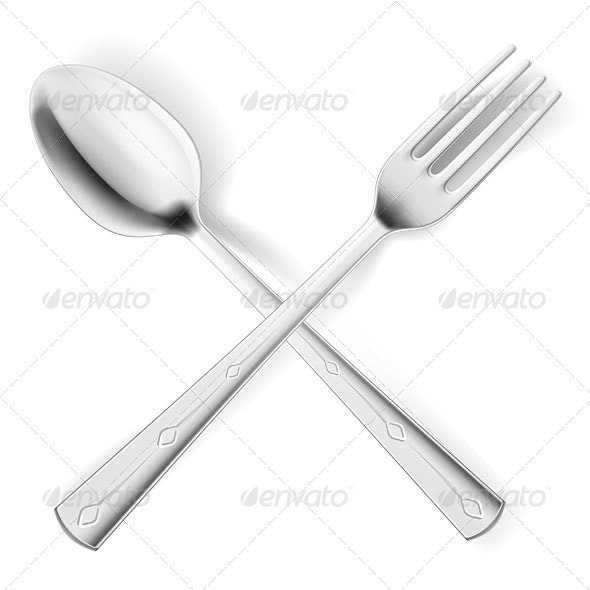 Cutlery - Man-made Objects Objects