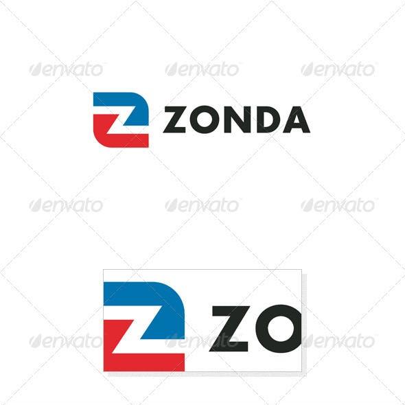Zonda Logo Template
