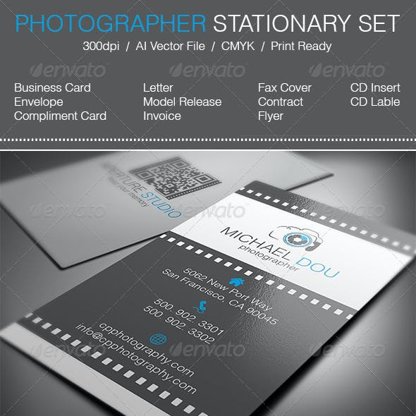 Corporate For Photographers