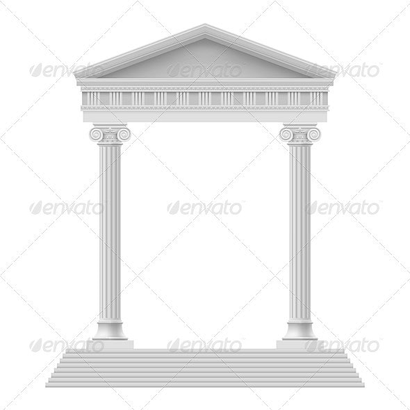 Architectural element - Buildings Objects