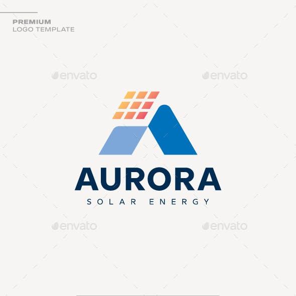 Aurora Solar Energy Logo