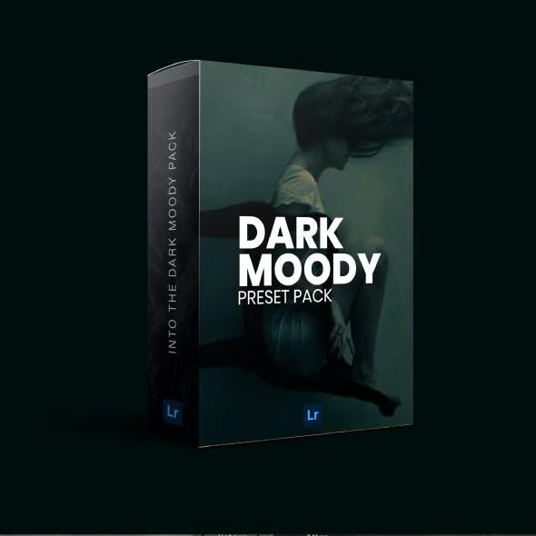 28 Dark Moods Horror Cinematic Lightroom Presets