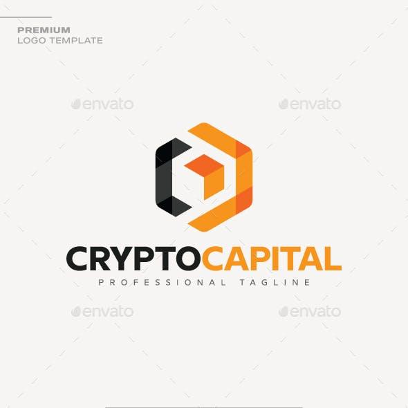 Crypto Capital Logo