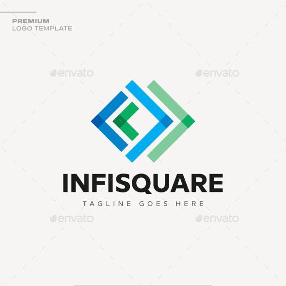 Infinite Square Logo