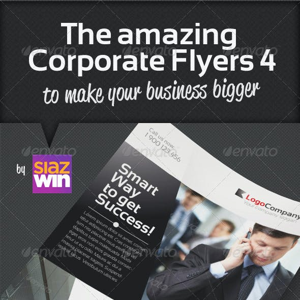 The Corporate Flyers 4