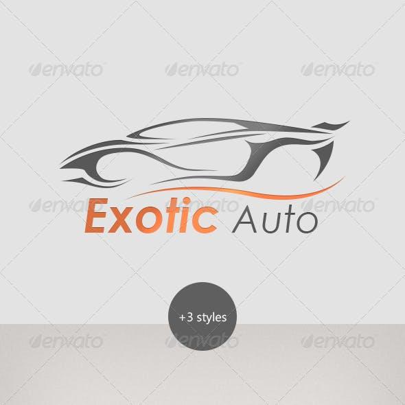 Exotic Auto Logo