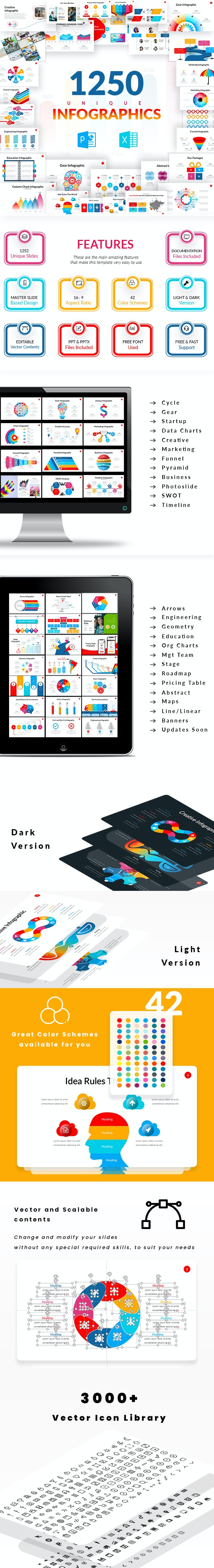 Massive Infographics Pack PowerPoint Templates - Business PowerPoint Templates