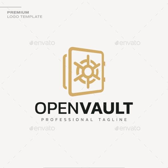 Open Vault Logo