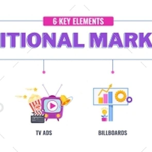 6 Key Elements of Traditional Marketing