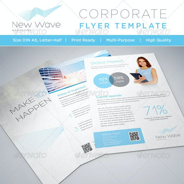 Corporate Flyer / AD Template
