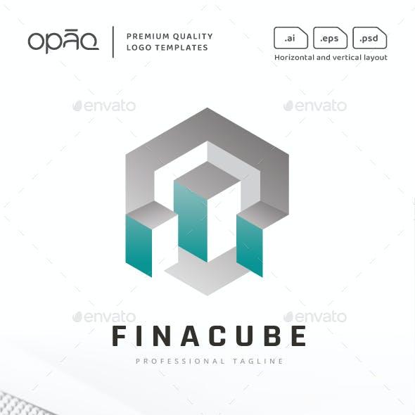 Financial Statistics Cube Logo