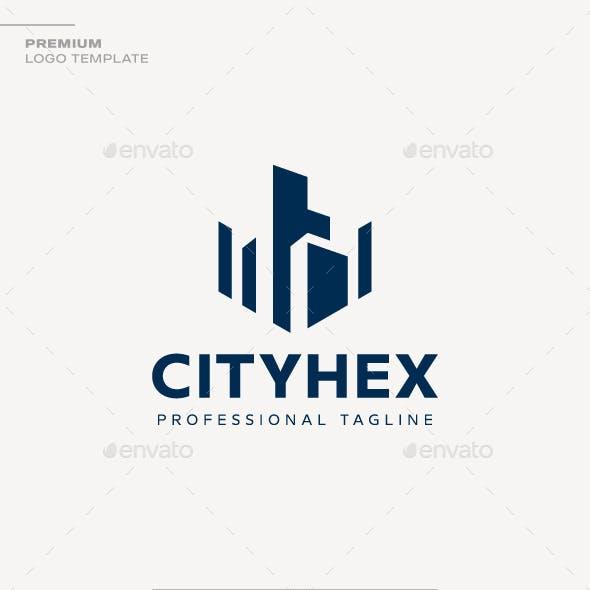 City Hex Logo