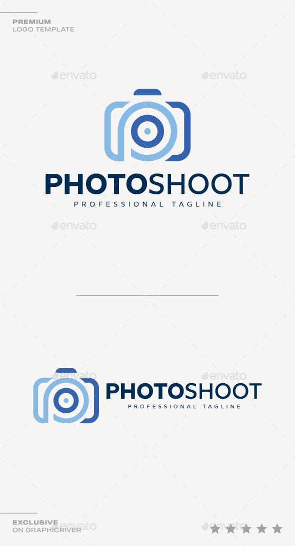 Photo Shoot Logo - Symbols Logo Templates
