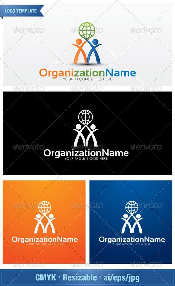 My World - Social - Objects Logo Templates