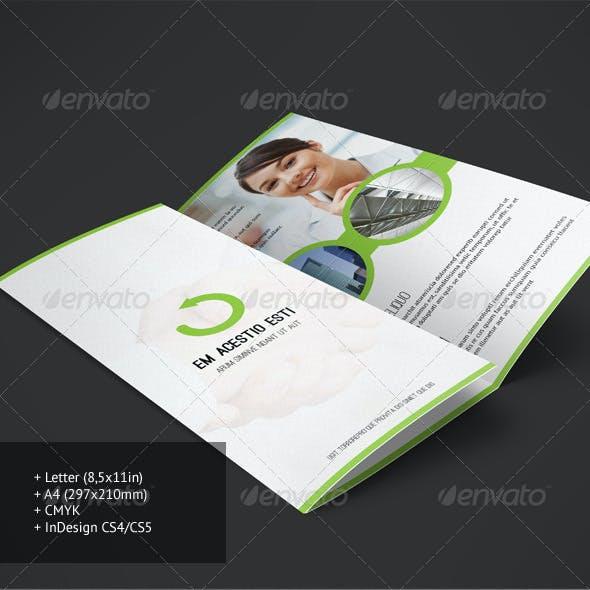Tri-fold Brochure 8