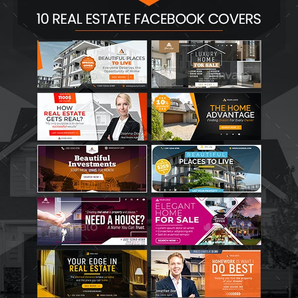 Facebook Real Estate Covers