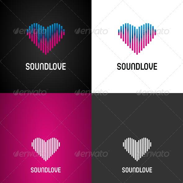 Soundlove Logotype