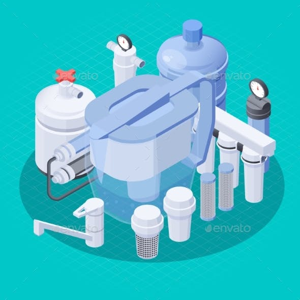 Water Filtration Composition