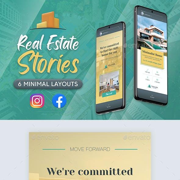 Instagram Stories - Real Estate