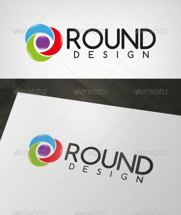 Round Logo - Abstract Logo Templates