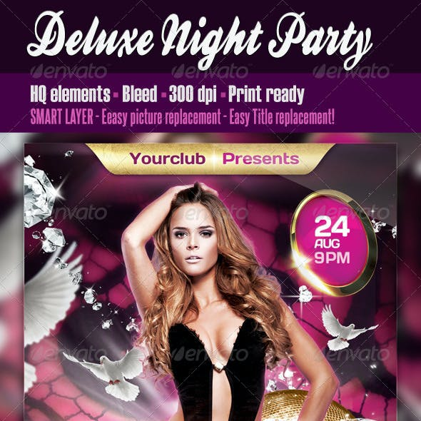 Deluxe Night Party