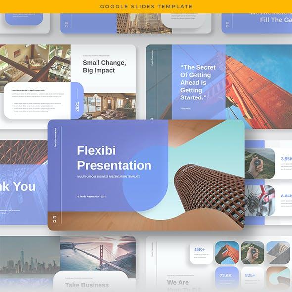 Flexibi - Multipurpose Business Google Slides Template