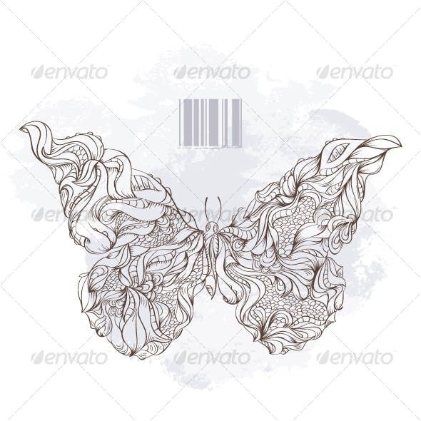 Bizarre Butterfly