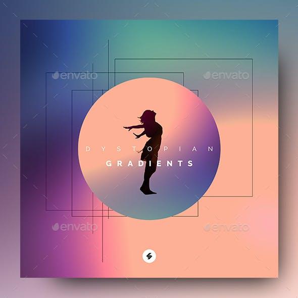 Gradients – Minimal Album Cover Artwork Template