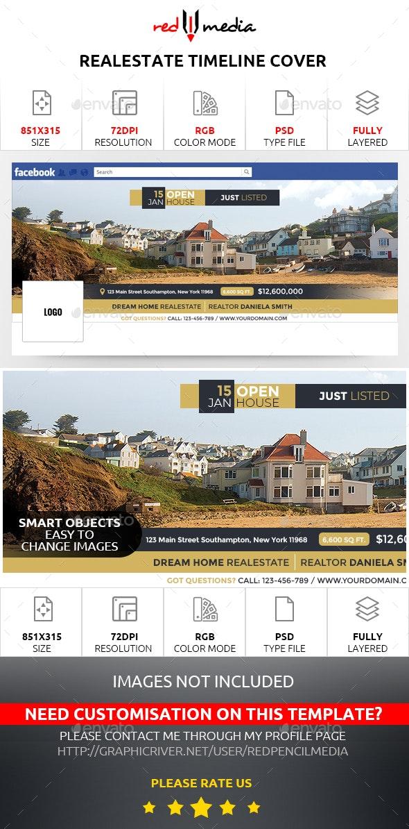 Real Estate Facebook Timeline Cover - Facebook Timeline Covers Social Media