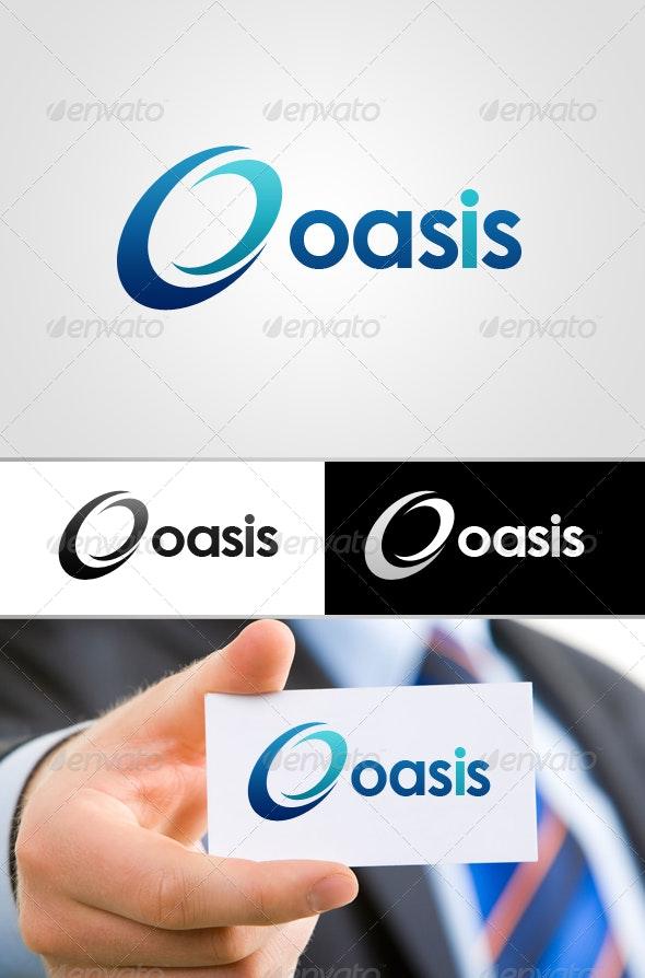 Oasis  - Abstract Logo Templates