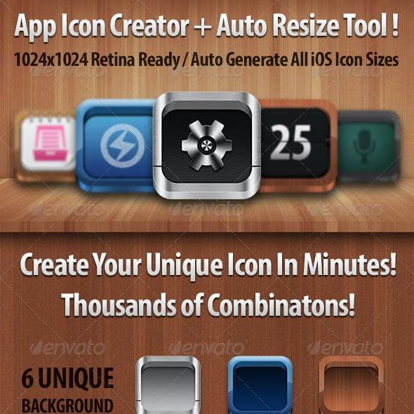 App Icon Creator Template