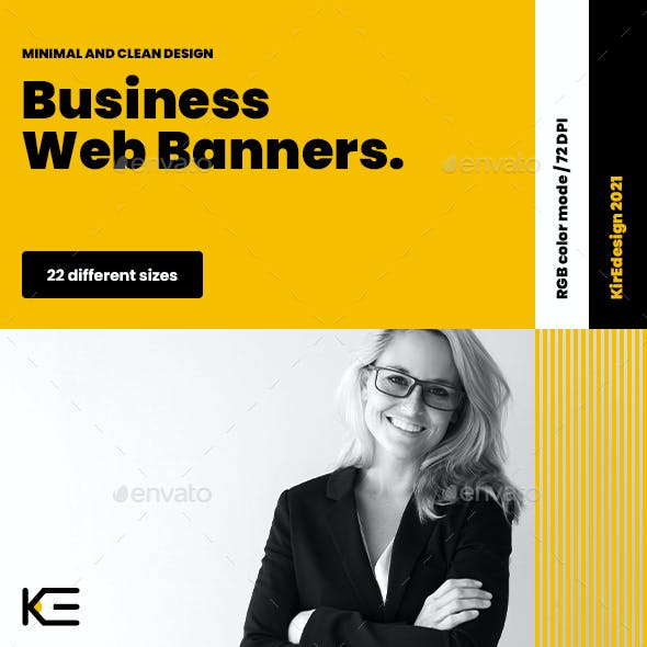 Business Web Banners