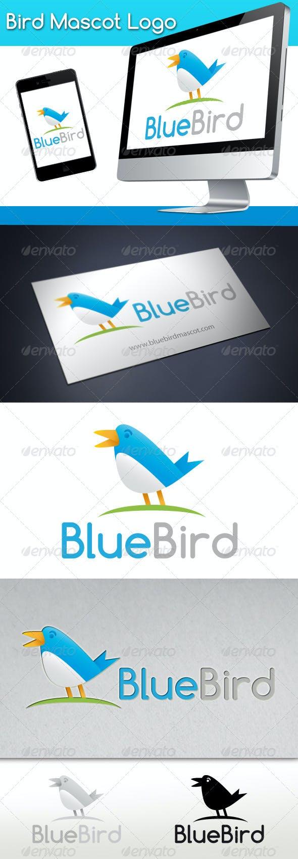Bird Mascot Logo